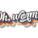Oh, worm by puellaignava