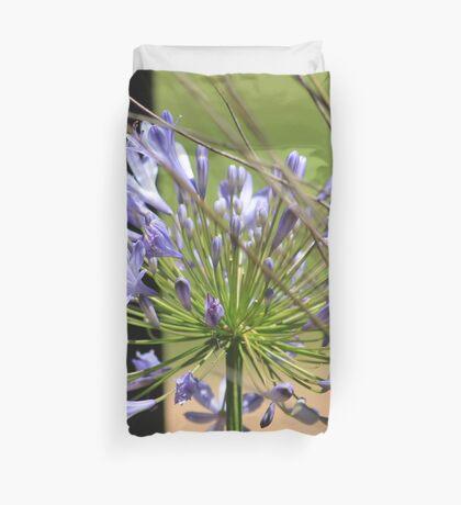 Agapanthus beauty Duvet Cover