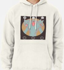 Fool, Fight, Fear Pullover Hoodie