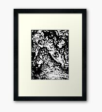 Abstract - Grantham Framed Print