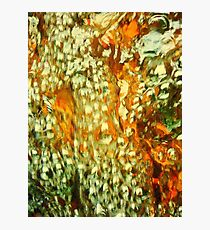 Abstract - Grantham Photographic Print