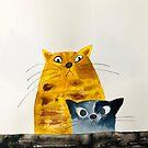 «los gatos» de Marianna Tankelevich