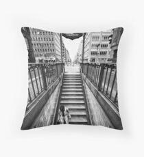 Berlin - Urban Core | 03 Throw Pillow
