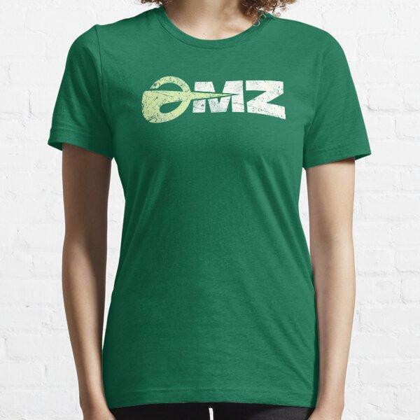 OMZ MZ Vintage German Motorcycle  Essential T-Shirt