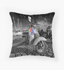 Mod u Like  Throw Pillow