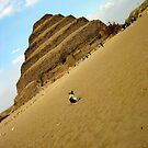 Resting in Saqqara by MEV Photographs