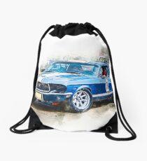 1968 Mustang Drawstring Bag
