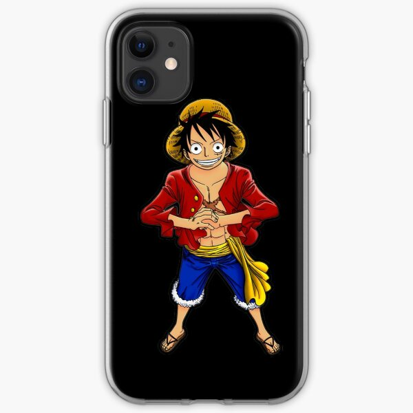 Monkey D. Luffy iPhone Soft Case