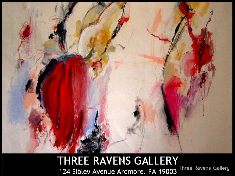 Three Ravens Gallery - Grand Opening - November, 27th 2009 by Three Ravens  Gallery