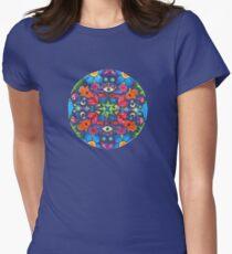 Colored Pencil Mandala T-Shirt