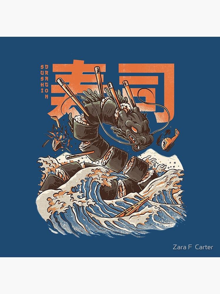 Dragon Sushi by daftarmakan
