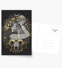 THE WITCH Postcards