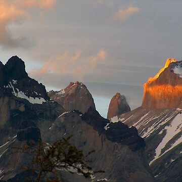 Torres Del Paine National Park, Patagonia by martynbaker52