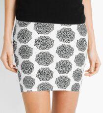 Tangled Up In Zen Mini Skirt