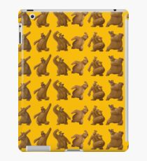 The Dancing Bear iPad Case/Skin