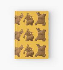 The Dancing Bear Hardcover Journal