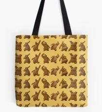 The Dancing Bear Tote Bag