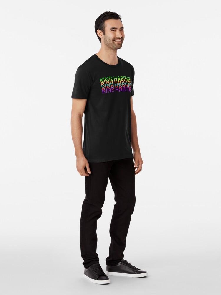 Alternate view of Kind Habitat VI Premium T-Shirt