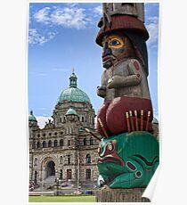 Legislature Totem Poster