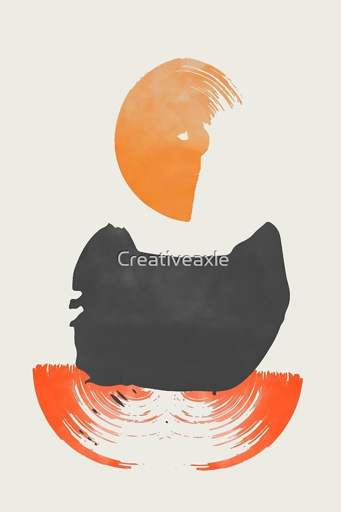 Pflicht #illustration #minimal #art von Creativeaxle