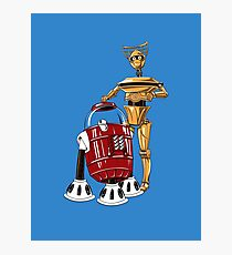 The Bots You're Looking For Photographic Print