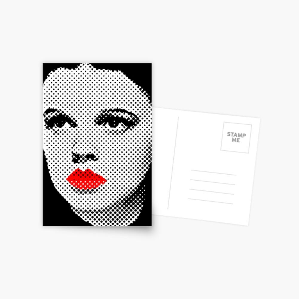 Judy Postcard