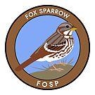 Fox Sparrow by JadaFitch