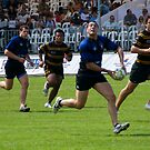 Rugby Sevens Tournament by Richie Wessen