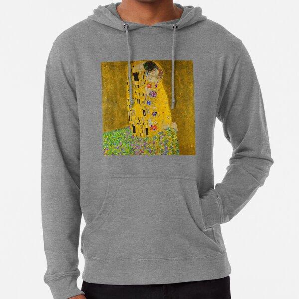 Klimt the kiss Lightweight Hoodie