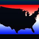 USA by AlbertStewart