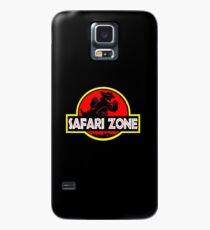 Safari Zone X Jurassic Park Hülle & Klebefolie für Samsung Galaxy