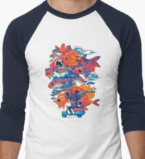 Let's get Lost Baseball ¾ Sleeve T-Shirt