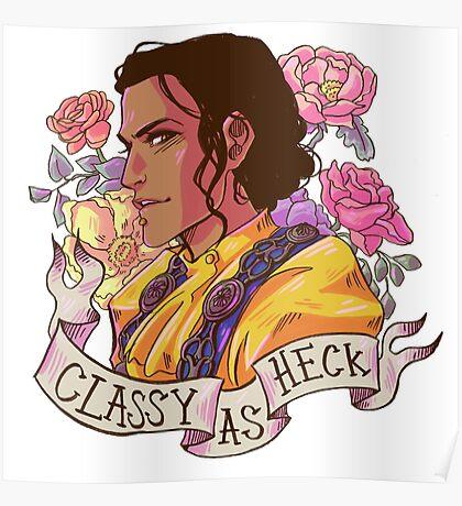 Classy as Josie Poster