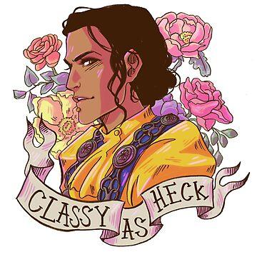 Classy as Josie by ohcararara