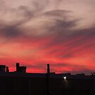 Sky Over Factory by AlGrover