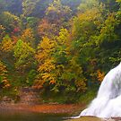 Treman In Fall by AlGrover