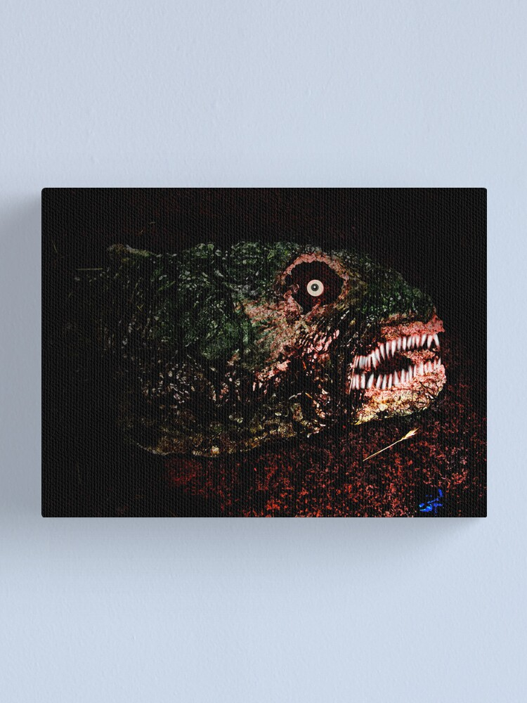 Alternate view of Dino Canvas Print
