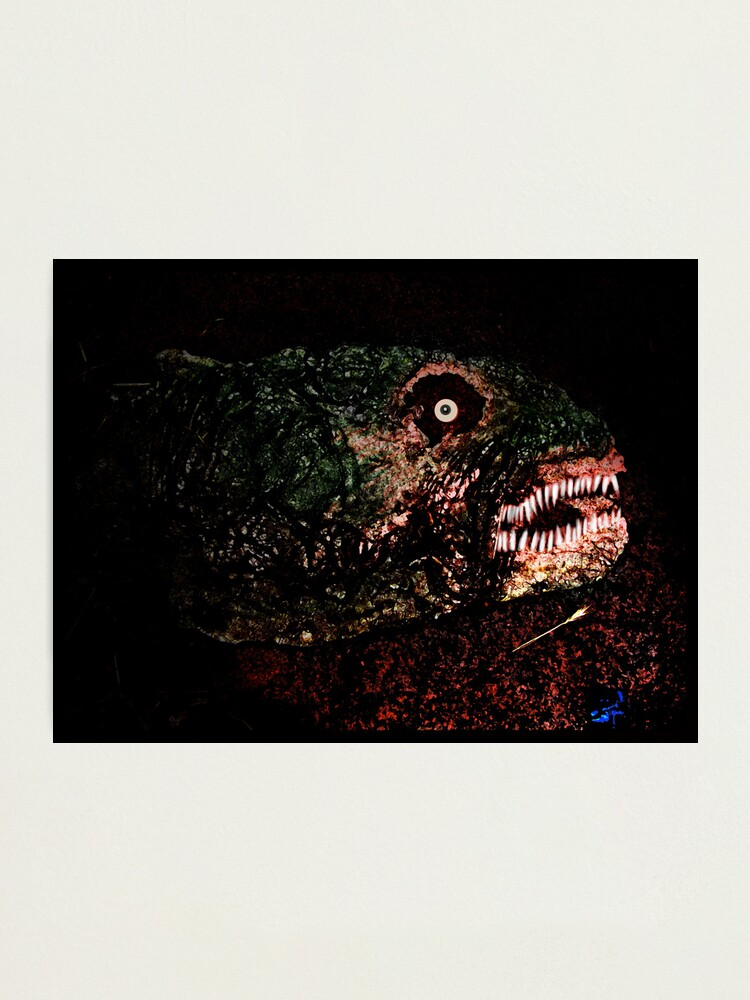 Alternate view of Dino Photographic Print