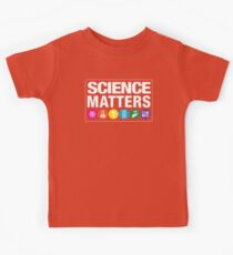 Science Matters Kids Tee