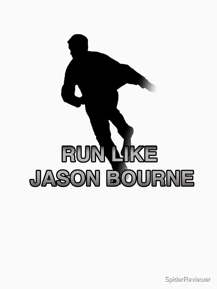 Run Like Jason Bourne (2.0) by SpiderReviewer