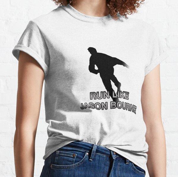 Run Like Jason Bourne (2.0) Classic T-Shirt