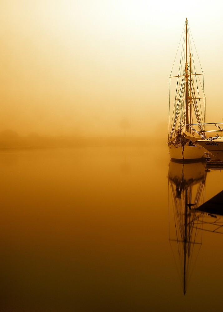 """""""The Yacht"""" by Husky"""