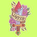 WARRIOR CLASS by Cara McGee