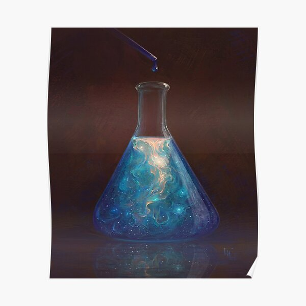 Nebula distillate Poster