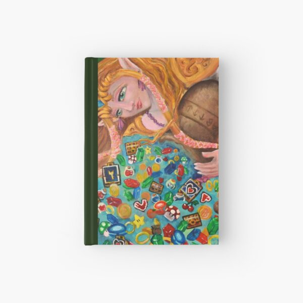 Valuables Hardcover Journal