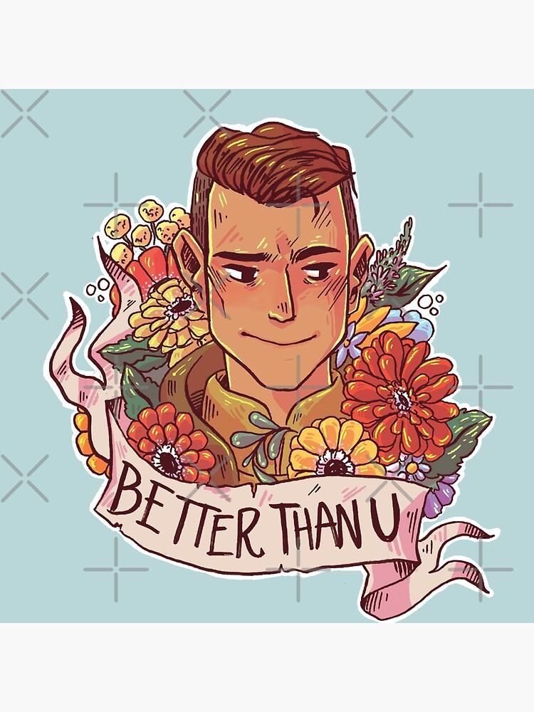 Better Than U by ohcararara