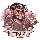 TRASH HAWKE by Cara McGee