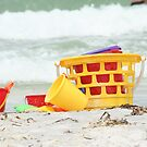 Just another day at the Beach by Missy Yoder