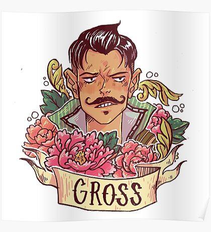GROSS Poster
