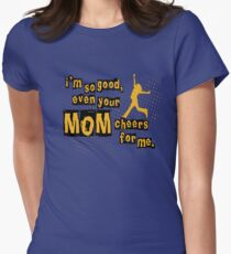 I'm So Good Womens Fitted T-Shirt